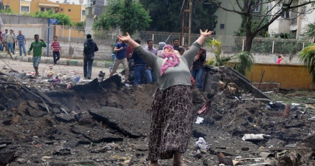 Updated: Explosions leave 40 dead and 100 injured in Turkey