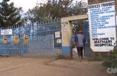 40 psychiatric patients escape from Kenya hospital after overpowering guards