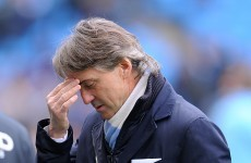 Analysis: How Mancini's Man City dream turned sour