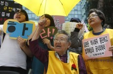 Victims demand apology from Japanese mayor over wartime sex slaves remark