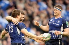 'You never know, Brian might go another year after that' – Jamie Heaslip