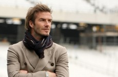 Opinion: David Beckham may have been a limited footballer, but he was still a credit to his sport