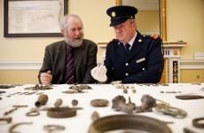 Dead treasure hunter's loot of 899 artefacts returned to Irish museum