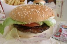 Burger King returns to 100% Irish beef