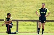 Miss you already: Murray wants O'Gara back in Munster