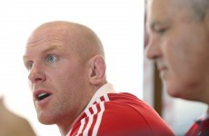 'I have a goal to play on until the World Cup in 2015' – Paul O'Connell