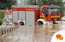 Two missing in Austria as heavy rains force evacuations