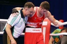 Bad day for the Irish at European Championships