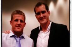 Devin Toner made NFL man mountain JJ Watt look small last night