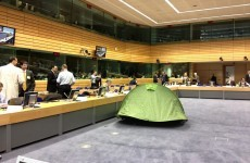 Ireland 'made EU diplomats sleep in tents' to force data protection deal