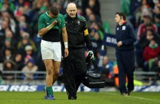 Dr Eanna Falvey: Lightweight boots play a huge part in players sustaining foot injuries