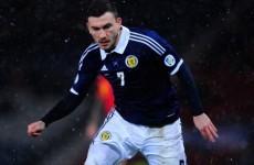 Strachan's Scotland stun Croatia in Zageb