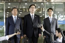 Rival Koreas hold first talks in two years