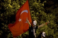 Turkey PM Erdogan warns patience 'has limit' as protests flare