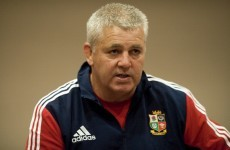Tommy Bowe on track for second Test return, says Warren Gatland