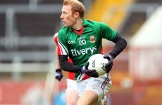 Feeney replaces O'Connor in Mayo attack to face Roscommon
