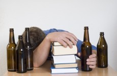 The cost of drinking alcohol and getting an education is increasing