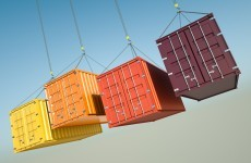 Exports rise by 1% but trade surplus falls by 3%