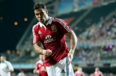 Lions scrumhalf Mike Phillips on shutting down Wallaby wizard Will Genia