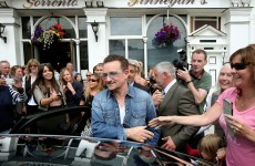 How to survive lunch with Bono: The week's news skewed