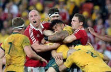 Tom Court called into Lions squad as Paul O'Connell's tour is put in doubt