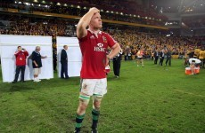 Lions blow as Paul O'Connell ruled out of tour
