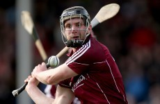 Galway's Aidan Harte an injury doubt before Leinster hurling final