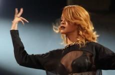 Rihanna smacks down a Daily Mail columnist on Instagram
