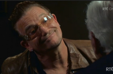 The 14 best quotes from Bono's interview with Gay Byrne
