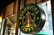 Couple lets Starbucks customers choose their baby name