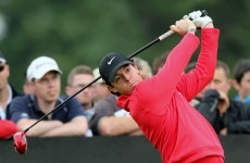 McIlroy blames low-key Irish Open start on driver