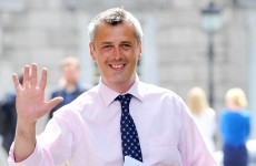 Colm Keaveney hits back: The Labour chief whip is the 'professor of sniping'