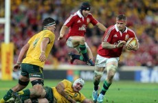 'If the Lions don't win tomorrow, I fear for the series' – David Wallace