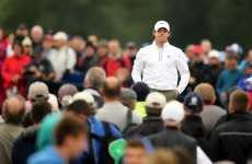 McIlroy, Harrington, Clarke and McDowell all miss the cut at Irish Open