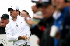 Rory McIlroy to stick around Carton House this weekend for golfing practice