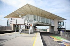 Woman struck and fatally injured on railway line