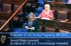 Video + speech: Here's what Lucinda Creighton had to say on abortion legislation