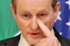 The Taoiseach, Ministers and every TD are having their pay cut today
