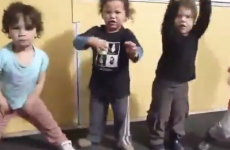 WATCH: Kids do their own adorable take on the Haka