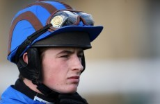 Irish jockey Brian Toomey stable following 'life-threatening' head injury
