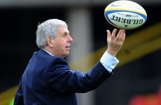 I'd have picked Brian O'Driscoll, admits Lions legend McGeechan