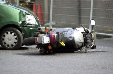 96 per cent of motorcyclists killed on Irish roads are male