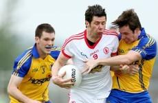 Tyrone narrowly overcome dogged Roscommon