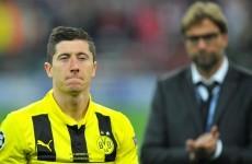 Jurgen Klopp confirms Lewandowski will join Bayern on a free next summer