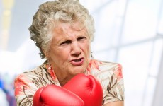 Amazing voicemail describes old ladies beating man with umbrella