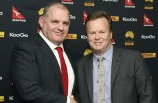 Ewen McKenzie confirmed as Australia's new coach