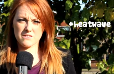 Mock news report sums up the downside to an Irish heatwave