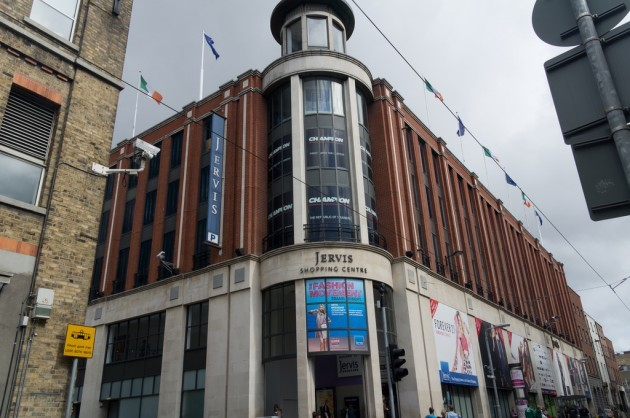 The Streets Of Dublin - Jervis Shopping Centre
