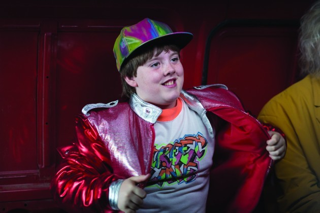 Moone Boy - Series 2.Episode 1..Ian O'Reilly as Padraic..?BabyCow