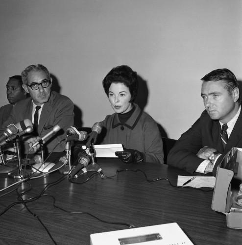 Shirley Temple Black 1966